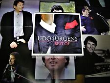 UDO JÜRGENS - BEST OF | 2CD LTD DIGIPACK + POSTER OVP  Raritäten Shop 111austria