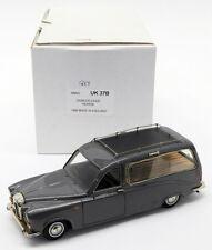Minimarque 43 1/43 Scale Model Car UK37B - 1968 Daimler DS420 Hearse - Grey
