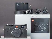 Leica M10 schwarz Typ 20000 (Service 17.06.2021) FOTO-GÖRLITZ Ankauf+Verkauf