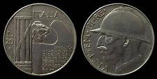 pci1004)  Vittorio Emanuele III 20 lire Elmetto 1928