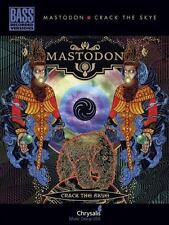 Mastodon Crack The Skye Bass Recorded Versions Tab Book NEW!