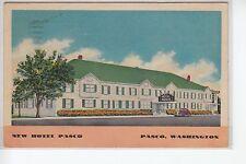 New Hotel Pasco Pasco  WA Wash