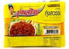 6X (12g.)Thai Chili Dip [RUNGCHAROEN] Crushing Dried Shrimp (Heaven Sweet) Mini