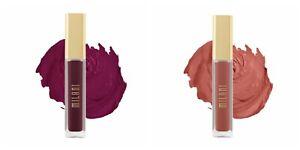Milani Amore Soft Matte Lip Cream - Various Shades - CMKUP15