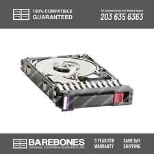 EF0600FARNA COMPATIBLE REF HPE 600GB SAS 6G 15K LFF DP HDD