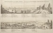 Description of a View of Bern, and the High Alps, with the Surrounding Country.