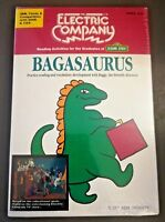 Bagasaurus IBM Tandy 5.25 Media Electric Company 256k & CGA Sealed Vintage Rare