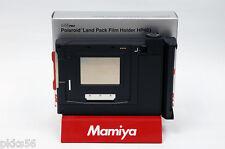 Mamiya 645 PRO TL / 645 PRO / 645 SUPER POLAROID FILM HOLDER / FILM BACK HP401