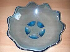 Tupperware Eleganzia Venusschale Dessertschale wie neu! hellblau