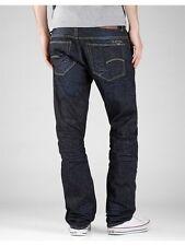 G-Star Raw 3301Straight Leg Jeans Kruce Denim 3D Raw Size 32/34 $190 BNWT