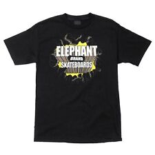 Elephant Brand Mike Vallely Board 1 Jeff Phillips Tribute Shirt Black Large
