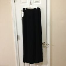 NWT Women's Dana Buchman Pants Fully Lined Size 8 Black MSRP:  $198.00