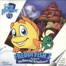 FREDDI FISH 2 CASE OF THE HAUNTED SCHOOLHOUSE Windows 10 8 7 Vista XP Install