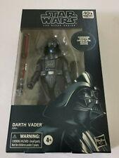 Guerra DE LAS GALAXIAS la serie negra 40th Aniversario Darth Vader (carbonizado) B