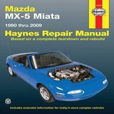 1990-2009 Haynes Mazda MX-5 Miata Repair Manual
