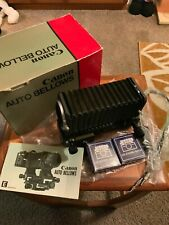 Canon Auto Bellows - And Extras Very Good Condition In Box