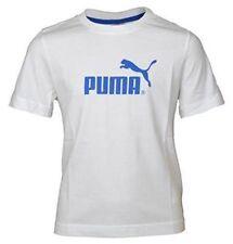 T-shirts et hauts blanc manches courtes avec un motif Logo pour garçon de 2 à 16 ans