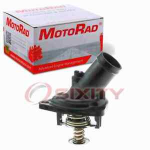 MotoRad Coolant Thermostat Housing Assembly for 2016-2017 Honda Civic Engine si