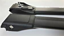 Para Jaguar X-Type Estate 2003-2009 Aerodinámico Bloqueable Barras Transversales