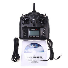 Walkera DEVO 7E 2.4G 7CH DSSS Radio Control Transmitter for RC Airplane Model 2