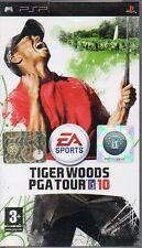TIGER WOODS PGA TOUR 10 - PSP (USATO OTTIMO) ITALIANO