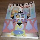 BLUE OYSTER CULT - CULT CLASSICS - GUITAR TAB BOOK - TABLATURE MUSIC SONGBOOK
