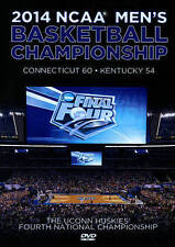 2014 NCAA Basketball Championship Game DVD