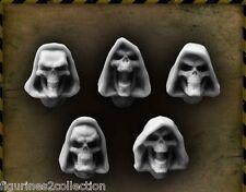 Warhammer 30K-Hérésie d'Horus-Compatible-Légion des damnés têtes lot 1