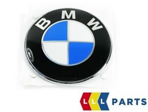 Neu Original BMW 5 7 8 X5 Z3 Serie Kofferraum Emblem Logo 51141970248