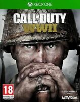 Call of Duty World War II 2 XBOX ONE X-PRESTINE-1st Class Fast & Free Delivery