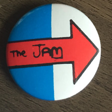 THE JAM Button Badge BRITISH MOD REVIVAL BAND PAUL WELLER - SETTING SONS 25mm
