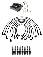 Ignition Wires 1 Coil 8 Spark Plugs Kit ACDelco For C20 K20 Suburban K3500 V8