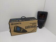 SONY WATCHMAN FDL-E22U Portable Pocket Television TV Boxed