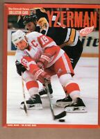 STEVE YZERMAN The Detroit News RED WINGS 8x10 Collector Card!