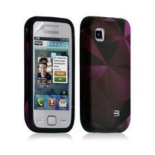 Housse étui coque gel pour Samsung Wave 575 S5750 motif LM03
