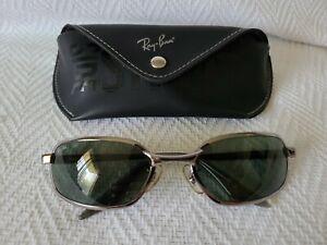 B&L Ray-Ban Sidestreet Chrome Sunglasses W2642 OXBK