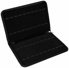 Watch Band Storage Apple Watch Bands Storage Travel Case 38Mm 42Mm Zipper Black