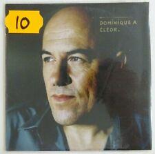 DOMINIQUE A : ELEOR (12 TITRES) ♦ CD ALBUM PROMO ♦