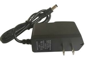 5V 2A AC/DC 5.5mm US Plug Power Supply Adapter Converter Tablet Charger PC Black