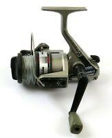 Vintage Daiwa D25XB Ball Bearing Open Spinning Fishing Reel, Read