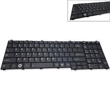 NEW US Laptop Keyboard for Toshiba Satellite C650 C660 C655 C655D C675 L650 L655