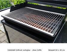 200 cm Umfang Edelstahl VA Grillrost Grill Rost nach Ihren Maßen - ZERLEGBAR! -