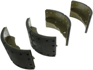"Drum Brake Shoe Set REAR HEAVY DUTY Riveted for FORD 15""X7"""