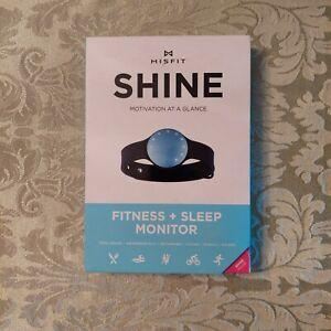 Misfit Shine Fitness and Sleep Monitor - New Sealed - FREE Shipping