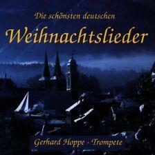 Gerhard Hoppe Die schönsten deutschen Weihnachtslieder  [CD]