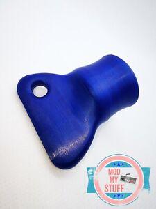 Teigblume, Teigschlüssel passend für Thermomix TM5 / TM6, Thermomix Zubehör,Blau