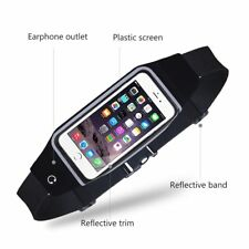 SPORT RUNNING JOGGING GYM WAIST BAND BELT POUCH CASE HOLDER FOR iPHONE 8 PLUS