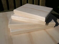 "Pack of 4 - 6"" + 8"" Long x 4.76"" Deep Solid Pine Shelves Chinchilla / Degu etc"