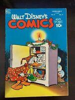 Walt Disney's Comics & Stories #100 Dell 1949 FN- 5.5