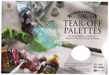 UK Winsor & Newton 11.5 x 8 inch Tear-off Palette
